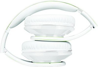 Coby Cvh-803-Wht Jammerz Folding Headphones Headphones(White)