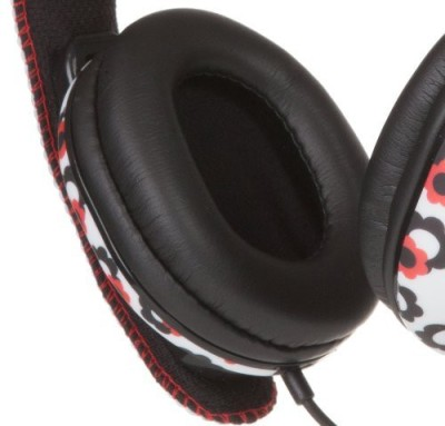 Chicbuds Chic Buds Ear Party Over Ear Headphones With Mic - Flora Headphones