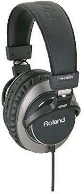 Roland Rh-300 Stereo Headphones Headphones