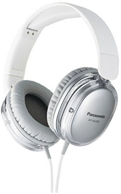 Panasonic Rp-Hx350-W [Support Dts Headphone -X] (Japan Import) Headphones(White)