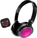 Coby Cvh-800-Pnk Jammerz Xtra Headphones...