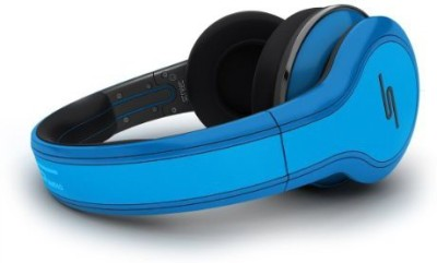 Summerland Sms Audio Street By 50 Cent Over-Ear Wi Headphones - Blue Headphones