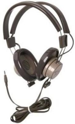 Califone 610-44 Binaural Headphone 3.5Mm 5Ft Plug Via Ergoguys Headphones