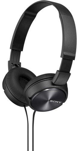 Sony Zx Series Mdr-Zx310Ap Headband Stereo Headset Headphones(Black)