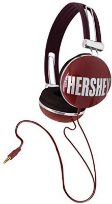Dgl Group Candeez Stereo Headphone - Hershey,S Milk Chocolate Headphones