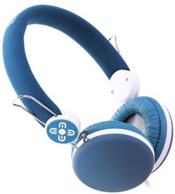 Moki Acc Hpkust Kush Headphones - Blue Headphones