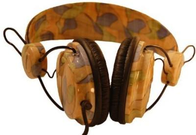 Audiology Commando Au-100 Over Ear Headphones Headphones