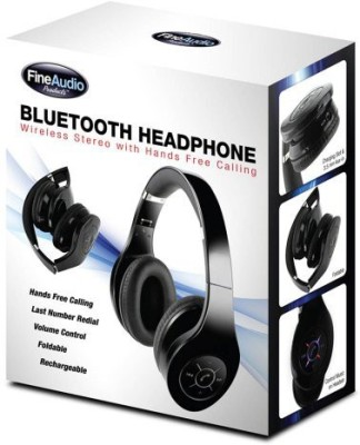 Fine Audio Wireless Bluetooth Headphones Wired bluetooth Headphones