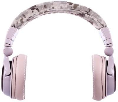 Bigr Audio Mlb Licensed Over-Ear Headphones With Mic, San Diego Padres Headphones