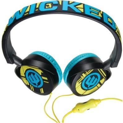 Wicked Audio Wi8310 Headphones, 3D Headphones