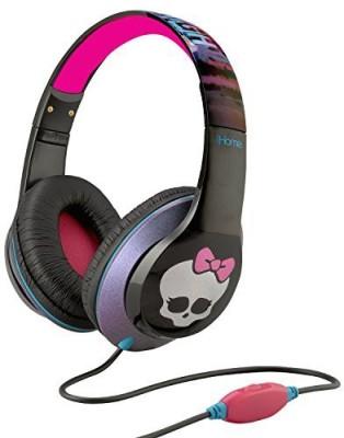 Ekids Monster High Over-The-Ear Headphones With Volume Control (Mi-M40Mh.Fx) Headphones