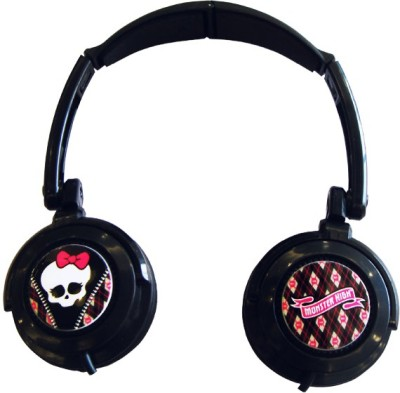 Monster High ZVMH-1500 Monster High Lightweight DJ headphones Wired Headphones