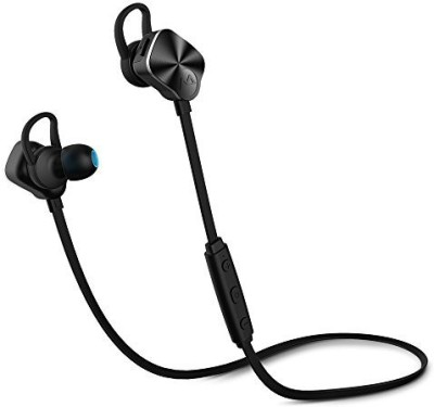 Mpow 4009875 Mpow Wolverine Bluetooth 4.1 Sports Headphones In-ear Running Jogging Stereo Headsets with 8-Hour Talking Time Wired bluetooth Headphones(Black, In the Ear)
