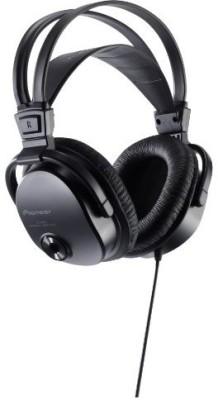 Pioneer Enclosed Dynamic Headphones Se-M521 Headphones(Black)