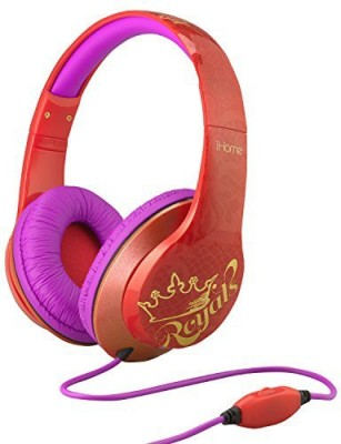 Ekids Ever After High Over-The-Ear Headphones With Volume Control, Mi-M40Ea.Fx Headphones