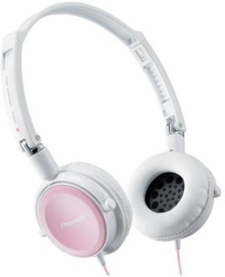 Pioneer Head Band Type Headphones | Se-Mj511 Hp Ash (Japanese Import) Headphones