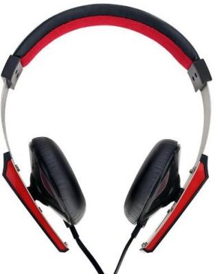 3Eighty5 385 Audio Edge Over-Ear Stereo Headphones With Microphone () Headphones