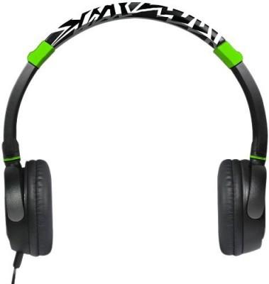 Swagg Swag Deejay Headphones- - Spl2011-Grn Headphones
