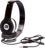 iNext IN-925U NO Headphones (Black, On t...