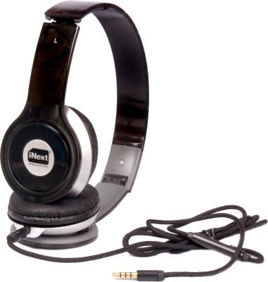 iNext IN-925U NO Headphones(Black, On the Ear)