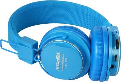 Digitek DBH-001 Over-the-ear Wireless bluetooth Headphones