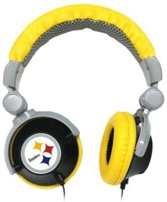 Ihip Pittsburgh Steelers Dj Headphones Headphones