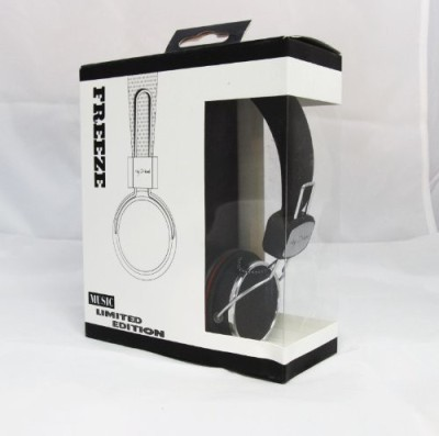 I-Kool Freeze Limited Edition Series Foldable Headphone With Swivel Function Headphones