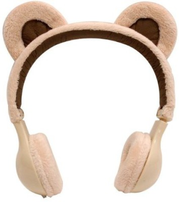 Emio Mix-Monsters Headphones Bear Headphones