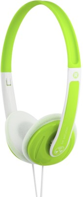 Zagg iFrogz_IF-SKP-GRN Wired Headphones