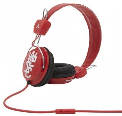 Wesc True Red Conga Headphones Headphones