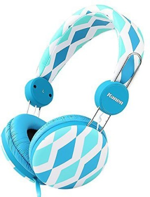 Ailihen Sound Intone Ip-810 Stereo Lightweight Portable Wi Kids Girls Headphones With Microphone,Stretching Headband,Music Computer Headsets For All 3.5Mm Jack Devices Headphones