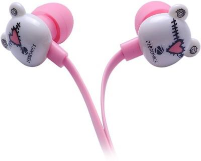 Zebronics Funky Bear Wired Headset