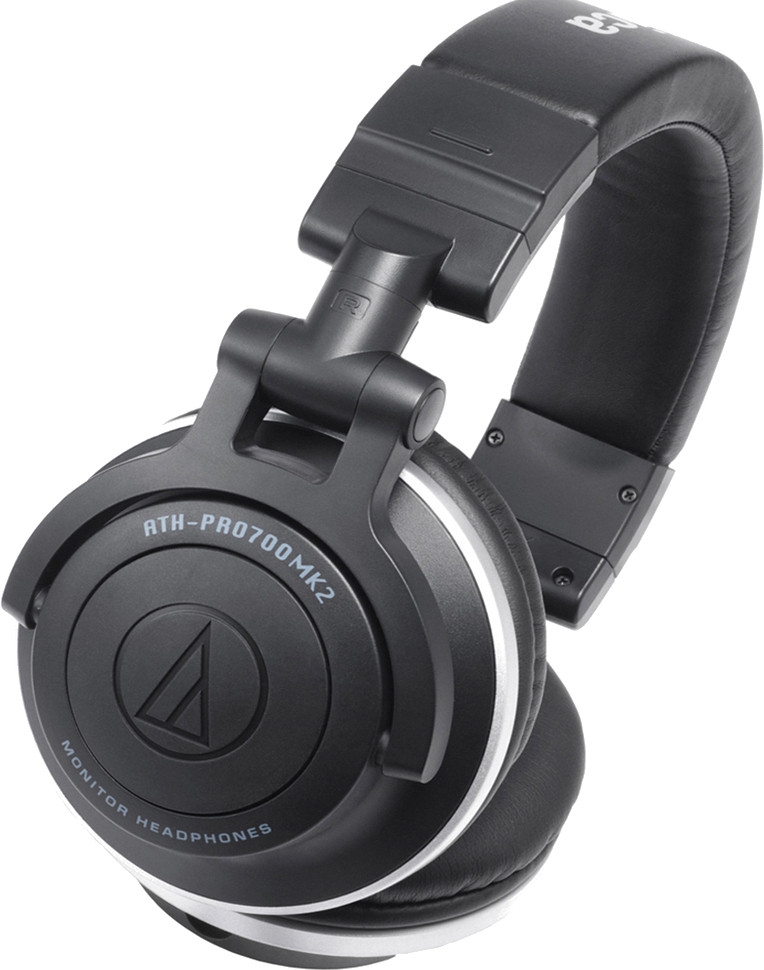 Audio Technica ATHPRO700MK2 Wired Headphones(Black, Over the Ear)