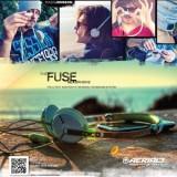 Aerial7 Fuse Headphones Burn, One Size H...