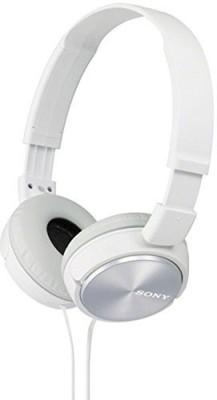 Sony Mdrzx310-Wq Foldable Headphones - Metallic Headphones