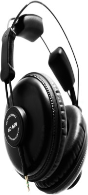 Superlux HD-669 Professional Studio Standard Monitoring Headphones Wired Headphones
