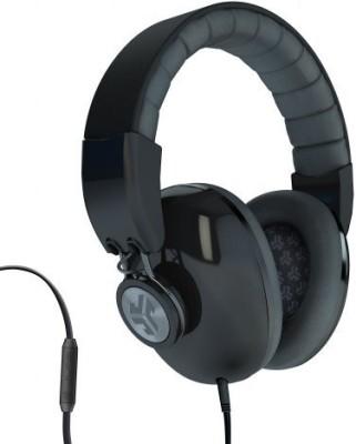 Jlab Bombora Over The Ear Headphones With Universal Mic - Midnight / Gunmetal Headphones