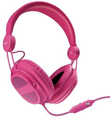 Isound Dghp-5538 Kid Friendly Headphones With Mic And Music Volume Headphones