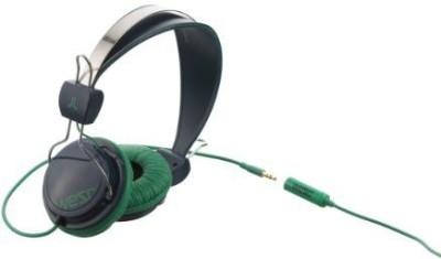 Wesc Bongo Headphone (Jazz Blue & ) (Discontinued By Manufacturer) Headphones
