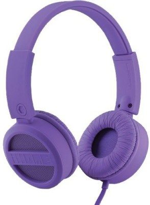 Ihome Ib34Uc Rubberized Headphones Headphones
