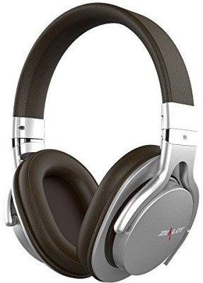 Zealot B5 Wireless Headphone Bluetooth Hifi Stereo Headset For Phone Pc,(Brown ) Wired bluetooth Headphones