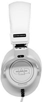 Cad Audio Mh210W Closed-Back Studio Headphones Headphones
