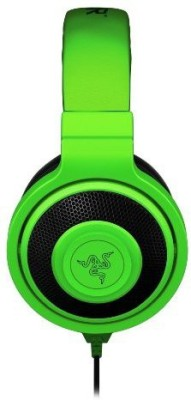 Razer Kraken Pro Over Ear Pc And Music Headset - (Certified Refurbished) Headphones(Light Green) at flipkart