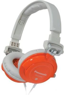 Panasonic Full Size / Over-Ear- Dj Street Model Headphones Headphones