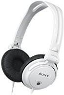 Sony Mdrv150 Headphones Mdr-V150W Headphones(White)