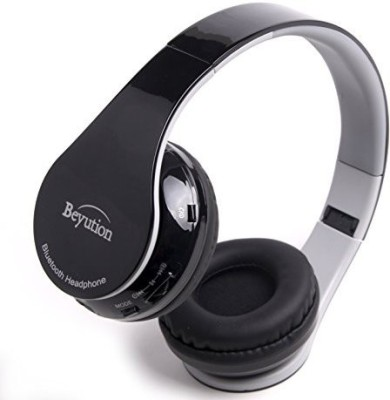 Beyution New Bluetooth V4.0 Stereo Hi-Fi Headphones Headset Headphones