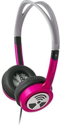 Zagg Inc - Ifrogz Zagg Ep-Tx-Hpk Earpollution Toxix Hot Headphones