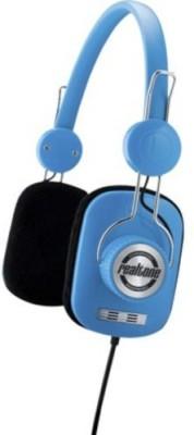 Ihome Realtone Retro Style Hi Fi Stereo Headphones - Blue Headphones