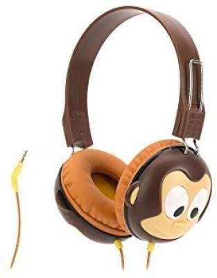 Griffin Technology Griffin Volume-Limiting Monkey Kazoo Myphones Headphones Headphones