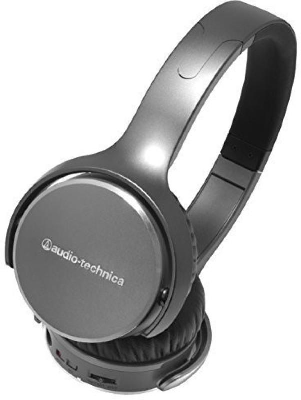 Audio Technica Audio Technica Ath-Ox7Amp Sonicfuel Amplifier Portable Headphone Headphones(Black)